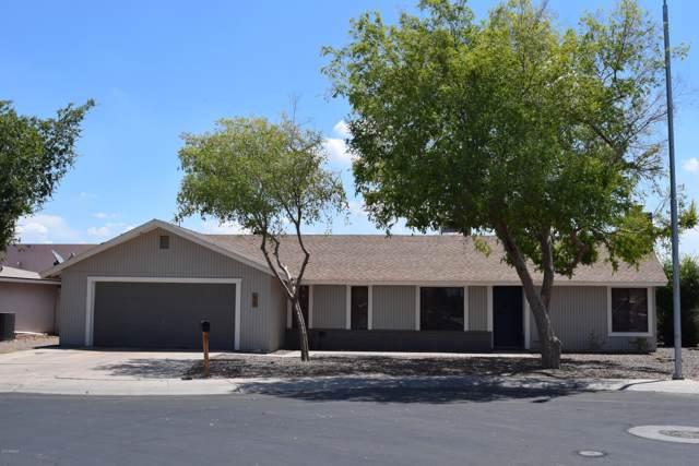 825 N Apache Drive, Chandler, AZ 85224 (MLS #5959527) :: The Kenny Klaus Team