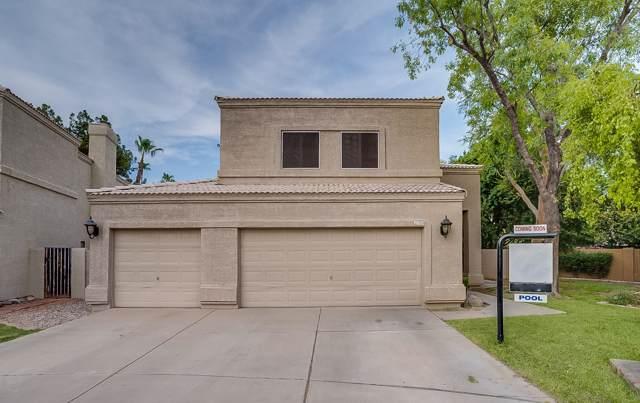 1554 E Beacon Drive, Gilbert, AZ 85234 (MLS #5959558) :: The W Group