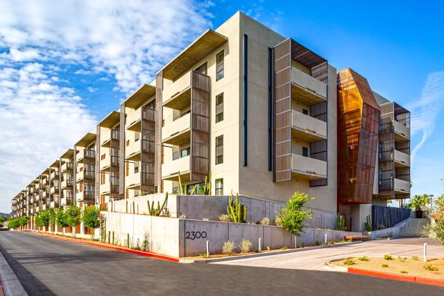 2300 E Campbell Avenue #202, Phoenix, AZ 85016 (MLS #5959575) :: The Property Partners at eXp Realty