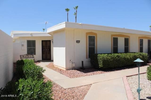 17216 N 107TH Avenue, Sun City, AZ 85373 (MLS #5959617) :: Brett Tanner Home Selling Team