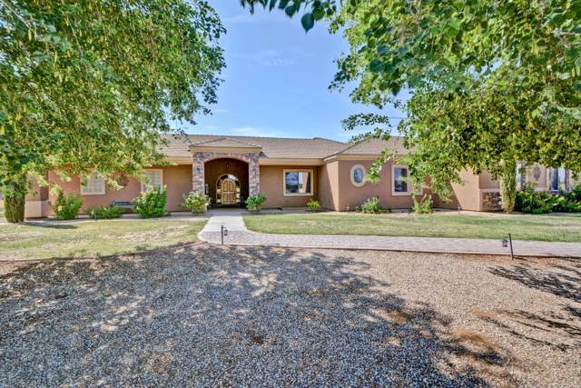 12839 E Chandler Heights Road, Chandler, AZ 85249 (MLS #5959646) :: Revelation Real Estate