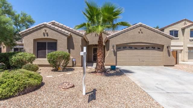 132 S 165TH Drive, Goodyear, AZ 85338 (MLS #5959690) :: CC & Co. Real Estate Team