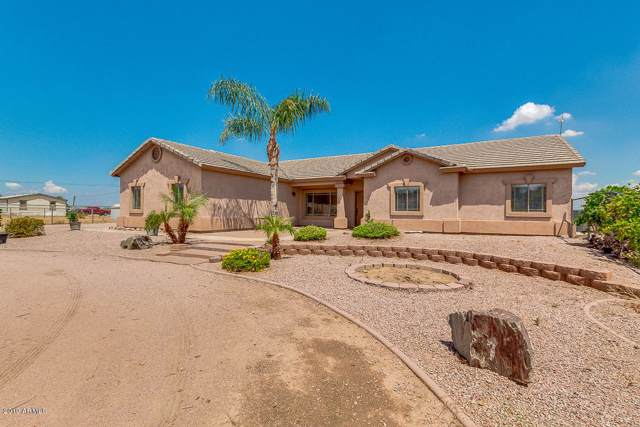 19606 E Starflower Drive, Queen Creek, AZ 85142 (MLS #5959711) :: Riddle Realty Group - Keller Williams Arizona Realty