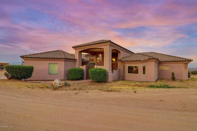 16907 E Madre Del Oro Drive, Rio Verde, AZ 85263 (MLS #5959734) :: Yost Realty Group at RE/MAX Casa Grande