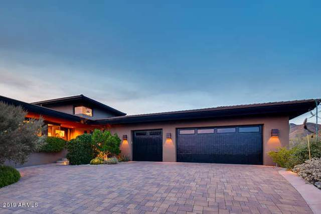 39789 N Ocotillo Ridge Drive, Carefree, AZ 85377 (MLS #5959749) :: The W Group