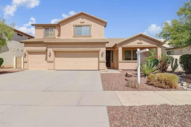 2763 N 103RD Avenue, Avondale, AZ 85392 (MLS #5959781) :: Brett Tanner Home Selling Team