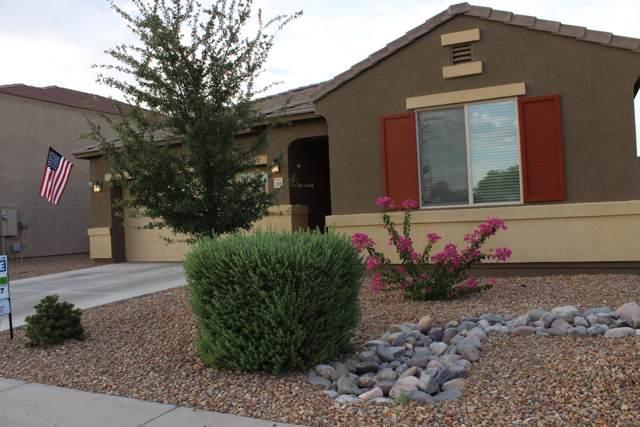 1249 E Kingman Street, Casa Grande, AZ 85122 (MLS #5959811) :: The Kenny Klaus Team