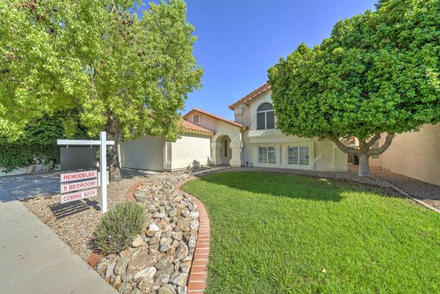 3190 W Frankfurt Drive, Chandler, AZ 85226 (MLS #5959840) :: Openshaw Real Estate Group in partnership with The Jesse Herfel Real Estate Group
