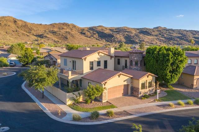 3229 E Mountain Village Circle, Phoenix, AZ 85042 (MLS #5959856) :: CC & Co. Real Estate Team