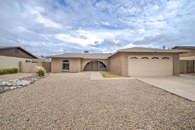 5220 W Brown Street, Glendale, AZ 85302 (MLS #5959901) :: Brett Tanner Home Selling Team