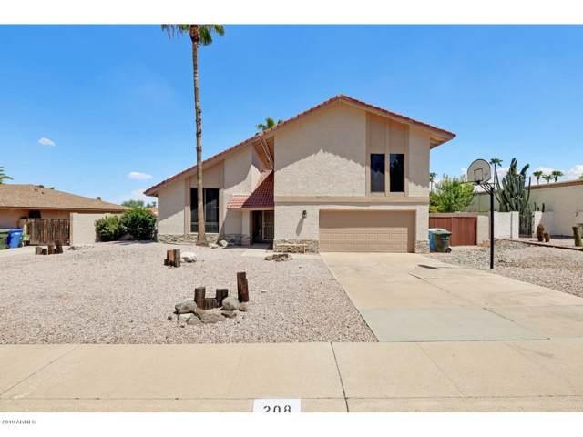 208 E Wood Drive, Phoenix, AZ 85022 (MLS #5959939) :: Phoenix Property Group