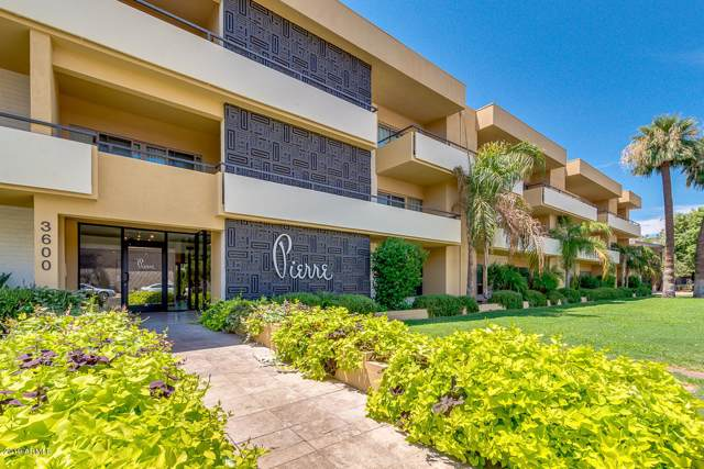 3600 N 5TH Avenue #201, Phoenix, AZ 85013 (MLS #5959974) :: Riddle Realty Group - Keller Williams Arizona Realty