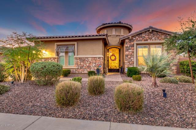 2186 E Tomahawk Drive, Gilbert, AZ 85298 (MLS #5960006) :: Openshaw Real Estate Group in partnership with The Jesse Herfel Real Estate Group