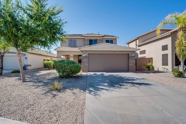 9335 W Quail Avenue, Peoria, AZ 85382 (MLS #5960037) :: The W Group