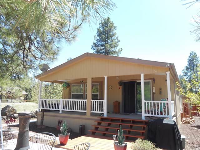 850 E Cedar Wood Drive, Munds Park, AZ 86017 (MLS #5960116) :: CC & Co. Real Estate Team
