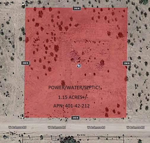 34938 W Ardmore Street, Tonopah, AZ 85354 (MLS #5960129) :: Revelation Real Estate
