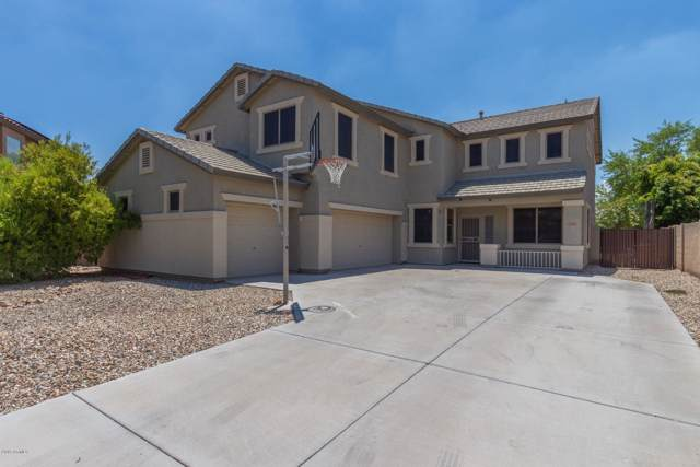 2357 S 162ND Lane, Goodyear, AZ 85338 (MLS #5960238) :: CC & Co. Real Estate Team