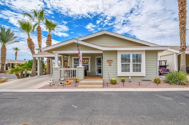 1110 N Henness Road #1270, Casa Grande, AZ 85122 (MLS #5960270) :: The W Group