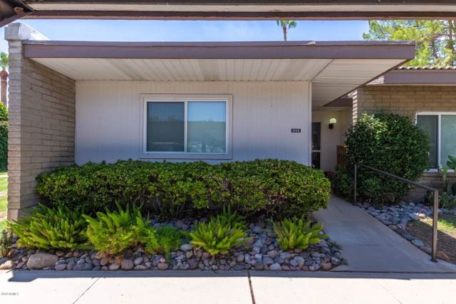 4800 N 68TH Street #258, Scottsdale, AZ 85251 (MLS #5960335) :: The Everest Team at eXp Realty
