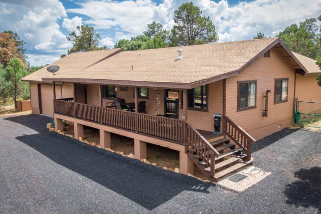3472 High Country Drive, Heber, AZ 85928 (MLS #5960345) :: Occasio Realty