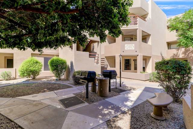 4850 E Desert Cove Avenue #218, Scottsdale, AZ 85254 (MLS #5960377) :: Brett Tanner Home Selling Team