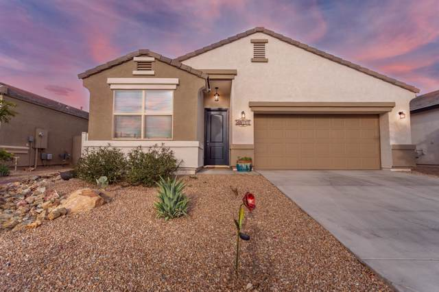 19777 N Jill Avenue, Maricopa, AZ 85138 (MLS #5960454) :: Openshaw Real Estate Group in partnership with The Jesse Herfel Real Estate Group