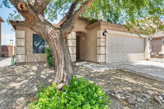 25375 W Jackson Avenue, Buckeye, AZ 85326 (MLS #5960461) :: Conway Real Estate