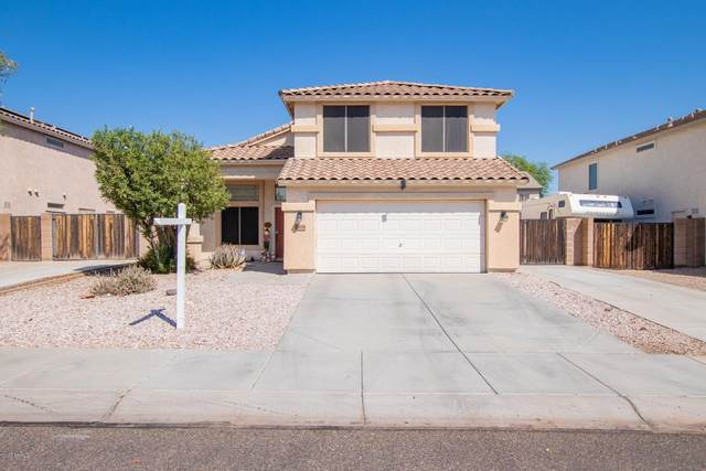 12694 W Mulberry Drive, Avondale, AZ 85392 (MLS #5960472) :: Long Realty West Valley