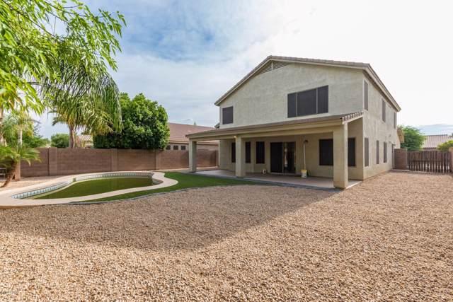 2571 S Dakota Street, Chandler, AZ 85286 (MLS #5960517) :: CC & Co. Real Estate Team