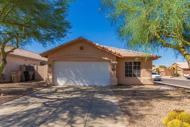 15683 W Ripple Circle, Goodyear, AZ 85338 (MLS #5960533) :: CC & Co. Real Estate Team