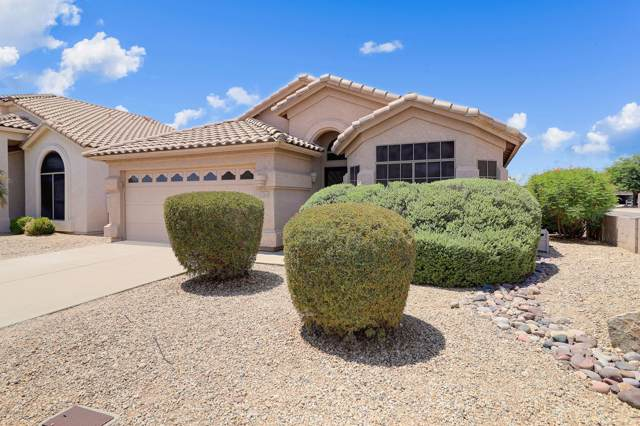 22814 N 24TH Place, Phoenix, AZ 85024 (MLS #5960555) :: Brett Tanner Home Selling Team