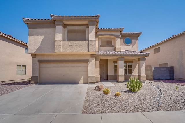 564 W Palo Verde Street, Casa Grande, AZ 85122 (MLS #5960556) :: Riddle Realty Group - Keller Williams Arizona Realty