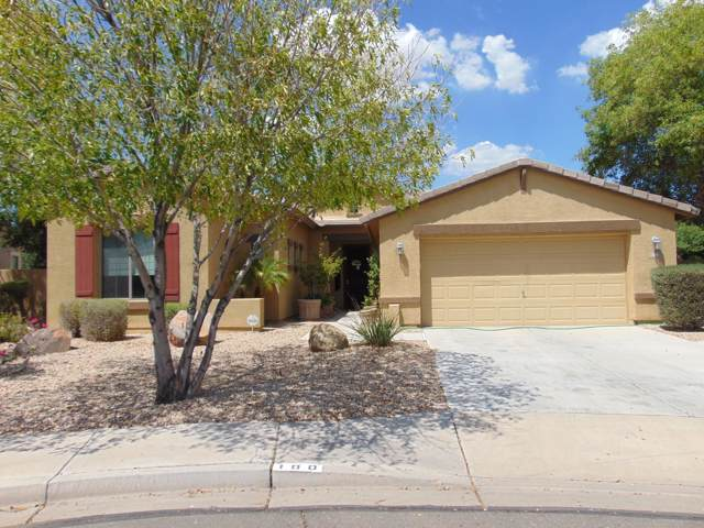 100 W Montego Drive, Casa Grande, AZ 85122 (MLS #5960580) :: Conway Real Estate
