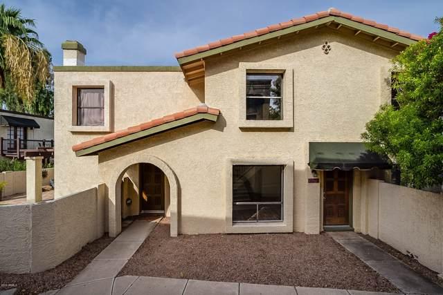 8657 S 51ST Street #3, Phoenix, AZ 85044 (MLS #5960618) :: Yost Realty Group at RE/MAX Casa Grande