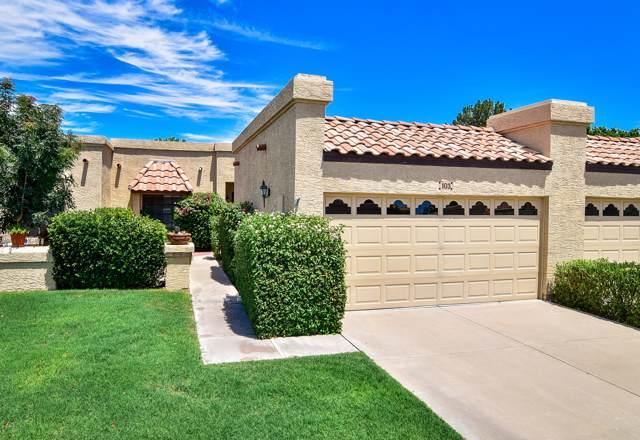 5505 E Mclellan Road #103, Mesa, AZ 85205 (MLS #5960636) :: Conway Real Estate
