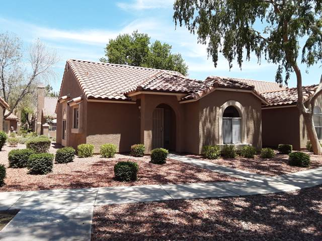 7040 W Olive Avenue #61, Peoria, AZ 85345 (MLS #5960667) :: Brett Tanner Home Selling Team
