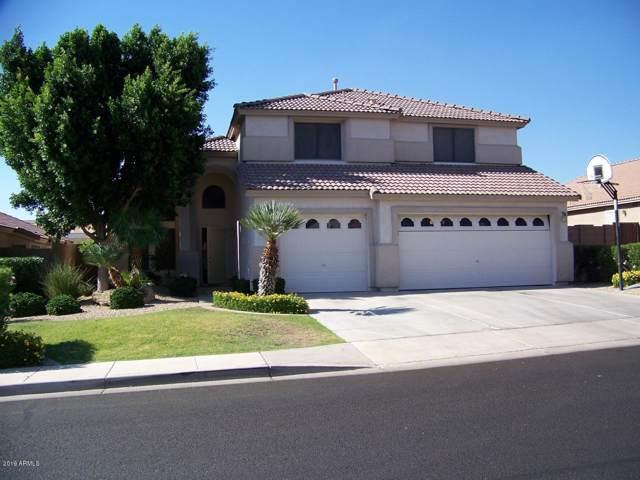 5734 E Jaeger Street, Mesa, AZ 85205 (MLS #5960723) :: CC & Co. Real Estate Team