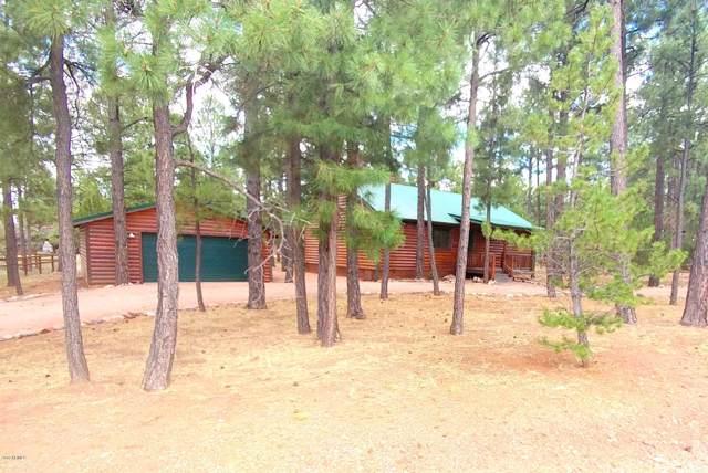 2727 Bain Trail, Overgaard, AZ 85933 (MLS #5960733) :: Team Wilson Real Estate