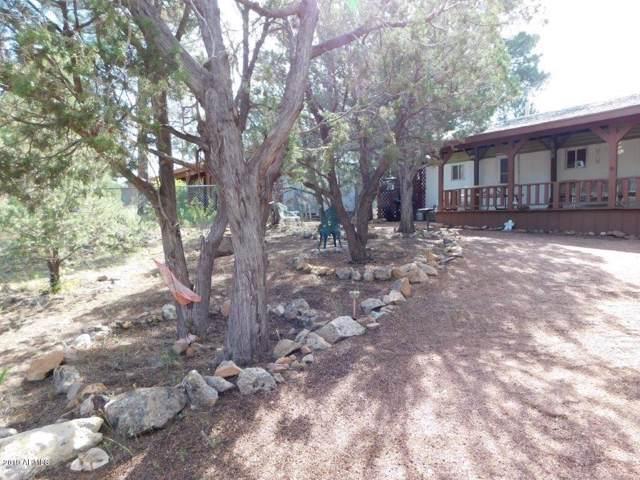 2057 Pinewood Drive, Overgaard, AZ 85933 (MLS #5960817) :: The W Group