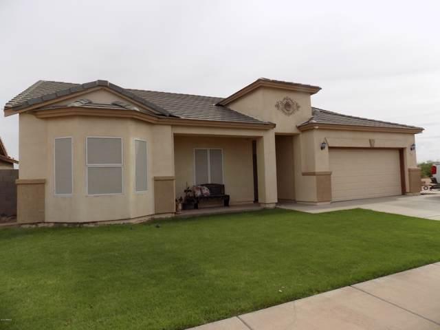 659 W Geib Avenue, Florence, AZ 85132 (MLS #5960937) :: Brett Tanner Home Selling Team