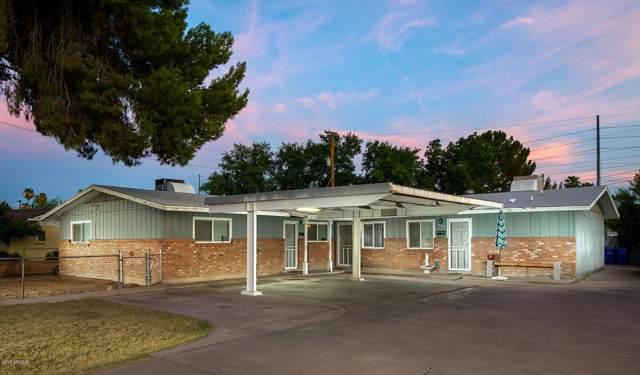 903 E 4TH Place, Mesa, AZ 85203 (MLS #5960939) :: Riddle Realty Group - Keller Williams Arizona Realty