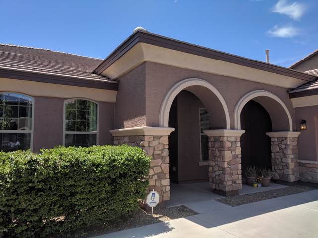 15983 W Hualapai Street, Goodyear, AZ 85338 (MLS #5960991) :: CC & Co. Real Estate Team