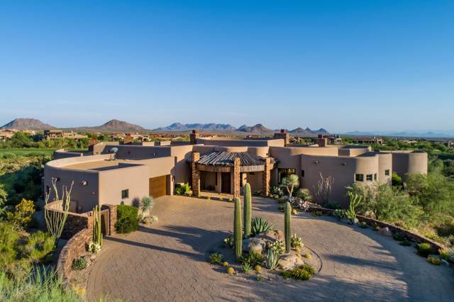 10963 E Winter Sun Drive, Scottsdale, AZ 85262 (MLS #5960997) :: The Daniel Montez Real Estate Group