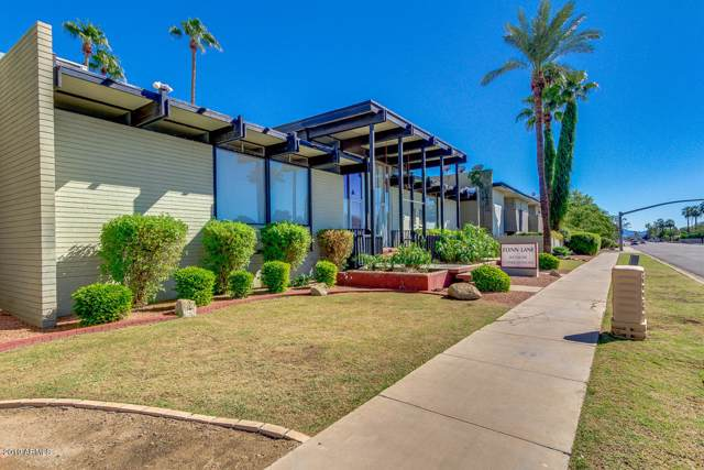 6767 N 7TH Street #101, Phoenix, AZ 85014 (MLS #5961040) :: Brett Tanner Home Selling Team