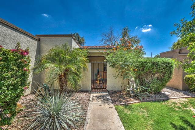 448 W Leisure World, Mesa, AZ 85206 (MLS #5961047) :: Riddle Realty Group - Keller Williams Arizona Realty