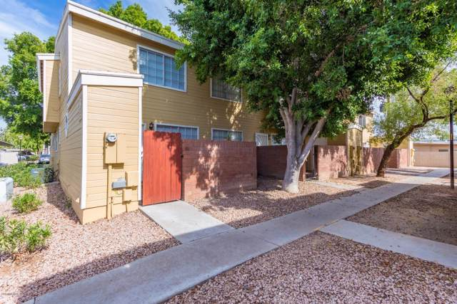 510 N Alma School Road #155, Mesa, AZ 85201 (MLS #5961089) :: CC & Co. Real Estate Team
