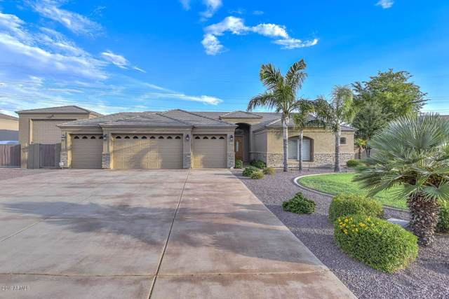 4715 W Whispering Wind Drive, Glendale, AZ 85310 (MLS #5961139) :: Riddle Realty Group - Keller Williams Arizona Realty