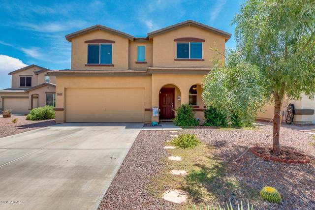 1663 W Gold Mine Way, Queen Creek, AZ 85142 (MLS #5961157) :: Brett Tanner Home Selling Team