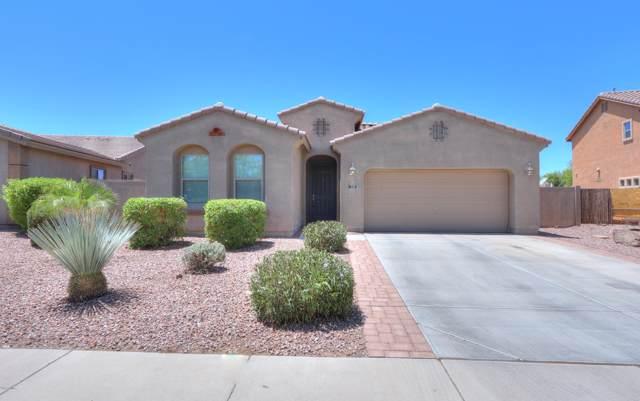 235 S Mission Abo Lane, Casa Grande, AZ 85194 (MLS #5961174) :: The Pete Dijkstra Team