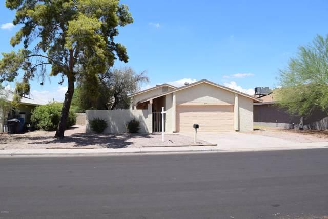 734 W Gable Avenue, Mesa, AZ 85210 (MLS #5961240) :: Riddle Realty Group - Keller Williams Arizona Realty